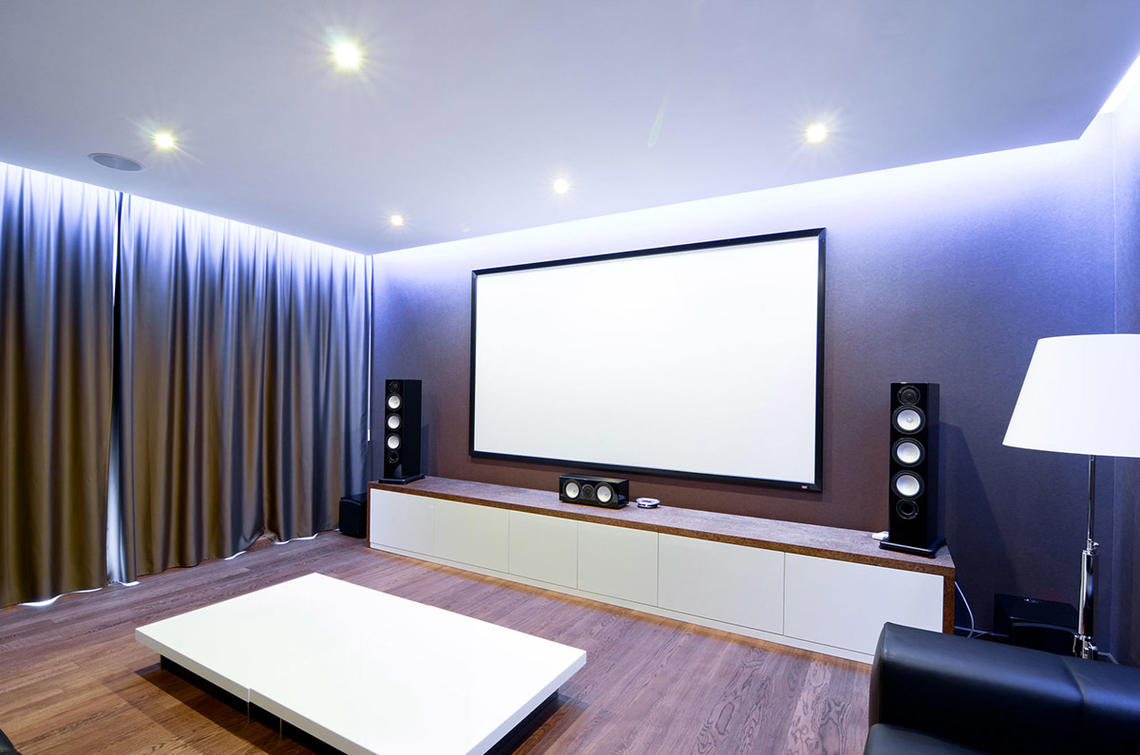 Awesome Garage theater Ideas Selection